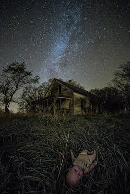 Photograph - Haunted Memories by Aaron J Groen
