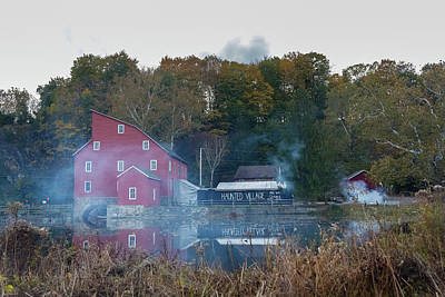 Photograph - Haunted Village by Kathleen McGinley