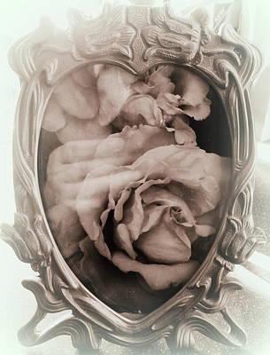 Railroad - Haunting Roses by Nicola Graham
