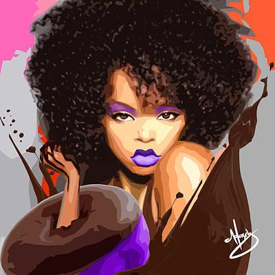 Haute Chocolat Art Print
