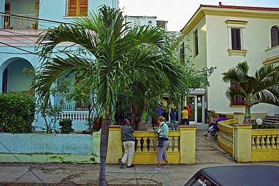 Photograph - Havana-19 by Rezzan Erguvan-Onal