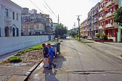 Photograph - Havana-21 by Rezzan Erguvan-Onal