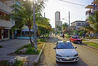 Photograph - Havana-22 by Rezzan Erguvan-Onal