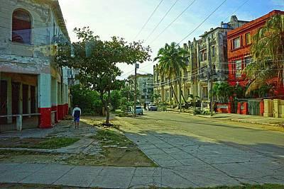 Photograph - Havana-23 by Rezzan Erguvan-Onal