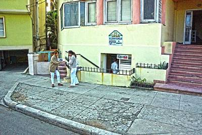 Photograph - Havana-33 by Rezzan Erguvan-Onal