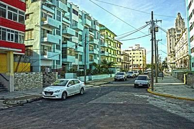 Photograph - Havana-35 by Rezzan Erguvan-Onal