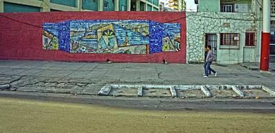 Photograph - Havana-46 by Rezzan Erguvan-Onal
