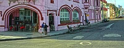 Photograph - Havana-52 by Rezzan Erguvan-Onal