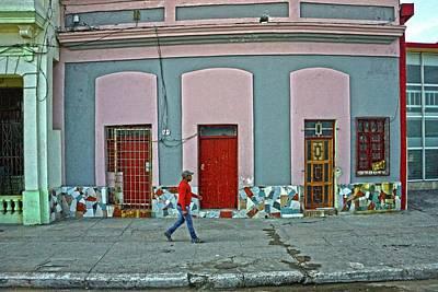 Photograph - Havana-54 by Rezzan Erguvan-Onal