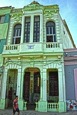 Photograph - Havana-55 by Rezzan Erguvan-Onal