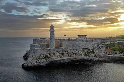 Havana Castillo 2 Art Print