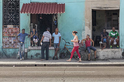 Photograph - Havana Cuba 10 by Al Hurley