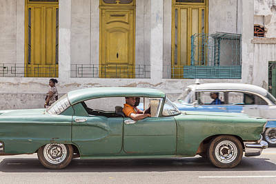 Photograph - Havana Cuba 12 by Al Hurley