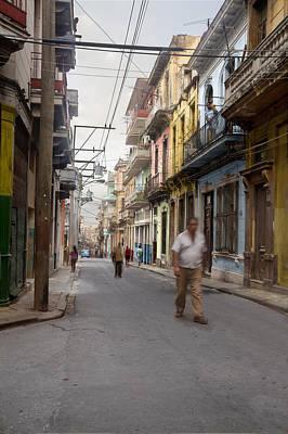 Photograph - Havana Cuba 4 by Al Hurley
