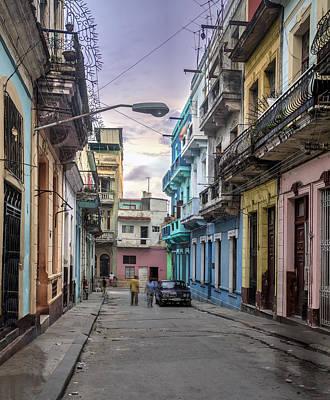 Photograph - Havana Cuba 5 by Al Hurley