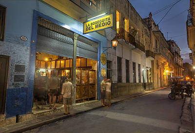 Photograph - Havana Cuba 9 by Al Hurley