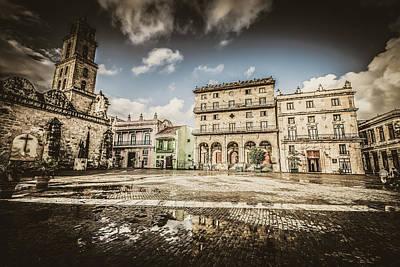 Photograph - Havana Cuba by Bill Howard