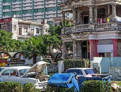Photograph - Havana Cuba by Charles Harden