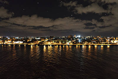 Photograph - Havana Nights by Sharon Popek