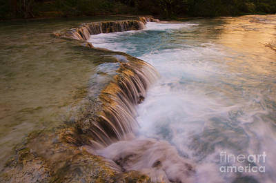 Havasu Creek Grand Canyon 4 Print by Bob Christopher