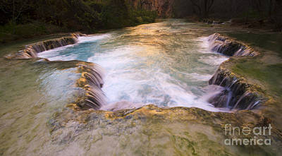 Photograph - Havasu Creek Grand Canyon 8 by Bob Christopher