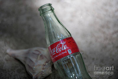 Photograph - Have A Coke And A Song by Dale Powell