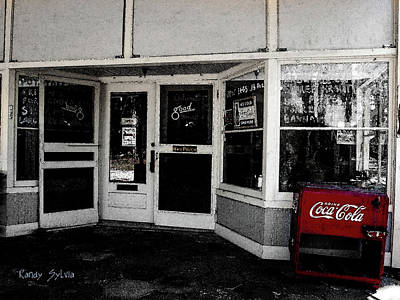 Photograph - Have A Coke by Randy Sylvia
