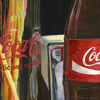 Have A Coke... Art Print