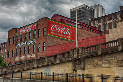 Wall Art - Photograph - Have A Refreshing Coca Cola by Cliff Middlebrook