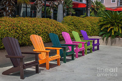 Photograph - Have A Seat by Dale Powell