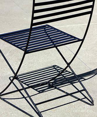 Photograph - Have A Seat by Karen Adams