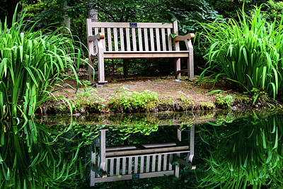 Photograph - Have A Seat by Michael Scott