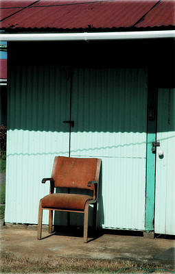 Photograph - Have A Seat by Russell Pierce