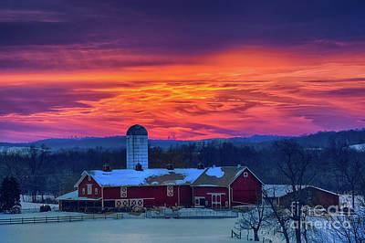 Photograph - Havendale Farm by Nicki McManus