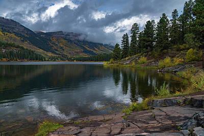 Photograph - Haviland Lake by Gary Lengyel