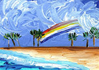 Hawaii 25 Art Print by Helena M Langley