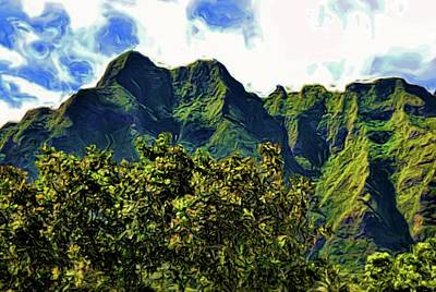 Photograph - Hawaii 6 by Kristalin Davis