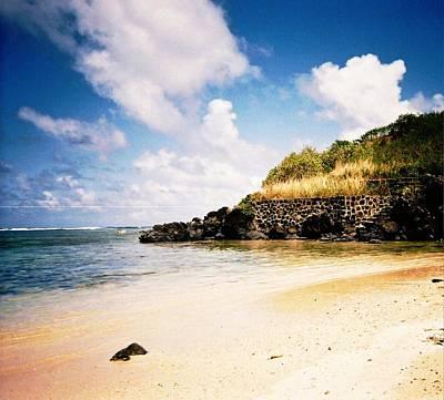 Hawaii Beach View Art Print