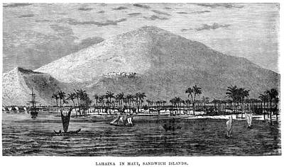 Hawaii, C1875 Print by Granger