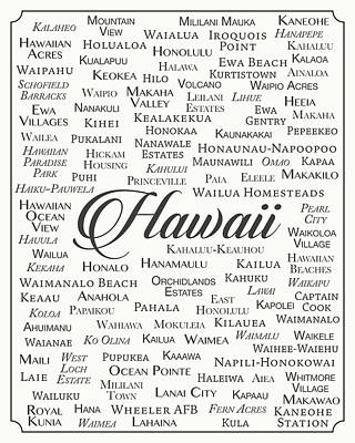 Hilo Town Digital Art - Hawaii by Finlay McNevin