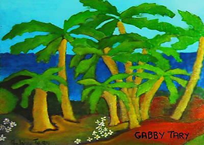 Painting - Hawaii by Gabby Tary