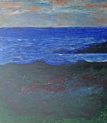 Painting - Hawaii Horizon by Dennis Goodbee