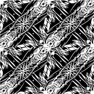 Digital Art - Hawaii Plant Series by William Braddock