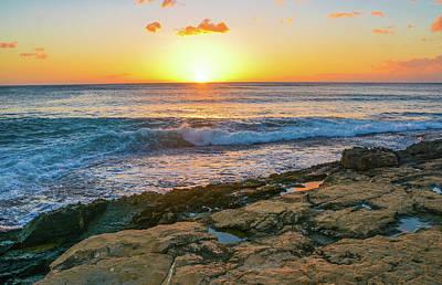Photograph - Hawaii Sunset by Jason Brooks