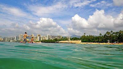 Photograph - Hawaii Winter Dream by Erika Swartzkopf