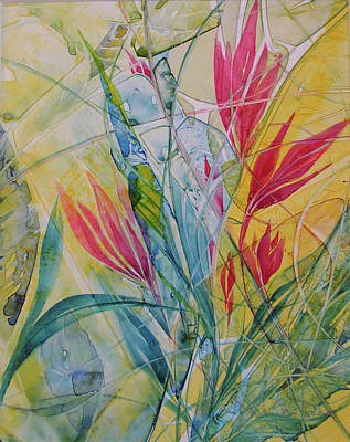 Painting - Hawaiian Dreams by Annika Farmer