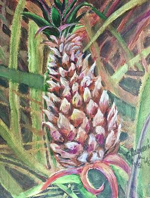 Painting - Hawaiian Gift by Charme Curtin