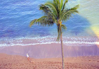 Photograph - Hawaiian Morning by Kathy Bassett