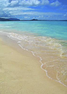 Photograph - Hawaiian Sands by Kerri Ligatich