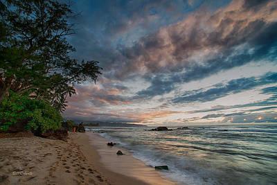 Hawaiian Sky Art Print by Bill Roberts